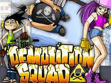 Команда Демонтажников – популярный игровой автомат от Netent