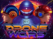 Войны Дронов - игровой автомат от ТОП разработчиков из Microgaming